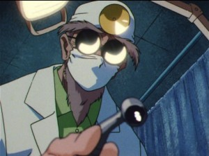 Sailor Moon SuperS episode 153 - The evil Juuban dentist