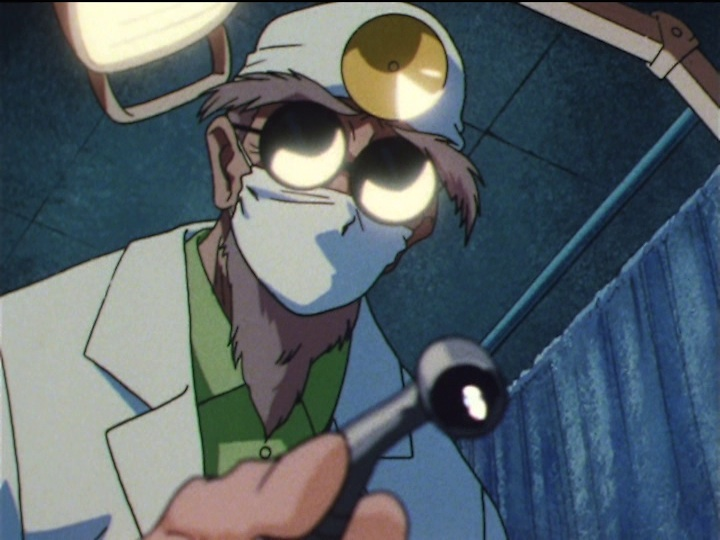Sailor Moon SuperS episode 153 - The evil Juuban dentist