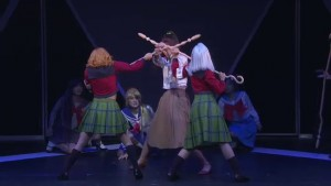Sailor Moon Un Nouveau Voyage musical - Makoto fights two of the Witches 5