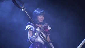 Sailor Moon Un Nouveau Voyage musical - Sailor Saturn
