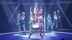 Sailor Moon Un Nouveau Voyage musical - The Sailor Guardians
