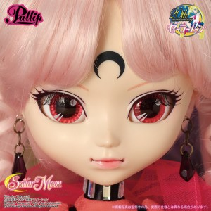 Black Lady Pullip Doll