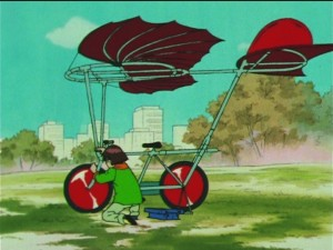 Sailor Moon SuperS episode 157 - Hiroki and the St. Louis
