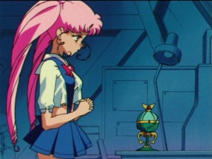 Sailor Moon SuperS episode 158 - Old Chibiusa