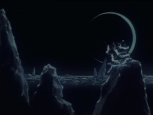 Sailor Moon SuperS episode 163 - Nehelenia on the Dead Moon
