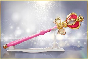 Spiral Heart Moon Rod PROPLICA