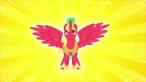 My Little Pony Sailor Moon Reference - Big McIntosh transforms into Princess Big Mac