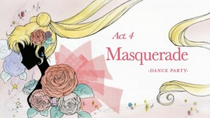 Sailor Moon Crystal Act 4 - Masquerade Dance Party