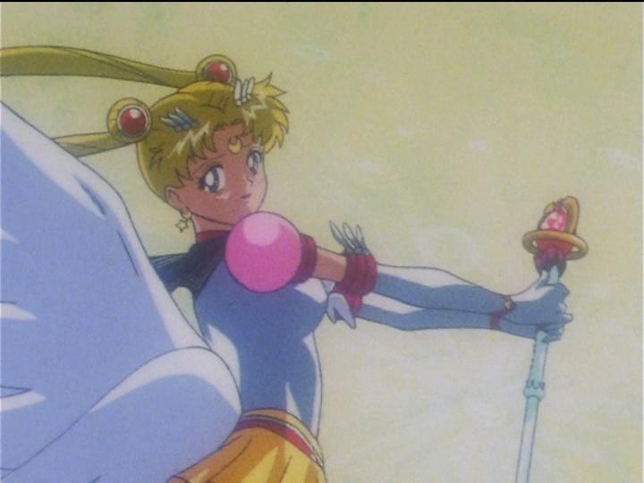 Sailor Moon Sailor Stars episode 167 - Eternal Sailor Moon