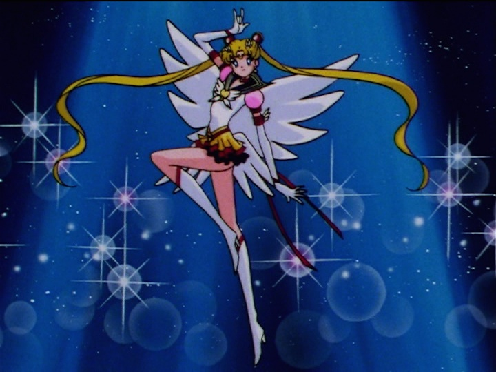Sailor Moon Sailor Stars episode 168 - Eternal Sailor Moon