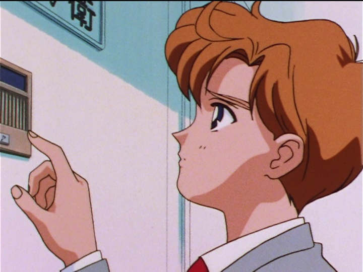 Sailor Moon Sailor Stars episode 169 - Ittou Asanuma