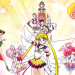 Sailor Moon Sailor Stars banner