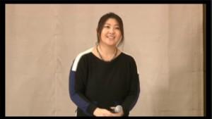 Junko Minagawa, the voice of Sailor Uranus