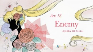 Sailor Moon Crystal Act 12 - Enemy - Queen Metalia