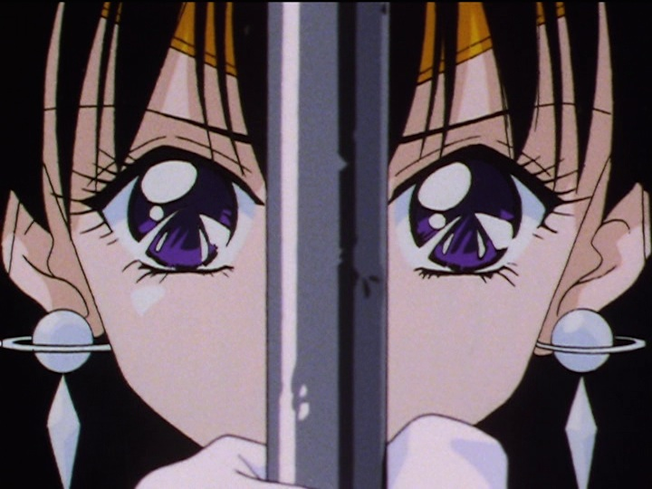 Sailor Moon Sailor Stars episode 172 - Sailor Saturn