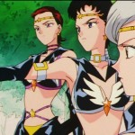 Sailor Moon Sailor Stars episode 173 - The Sailor Starlights