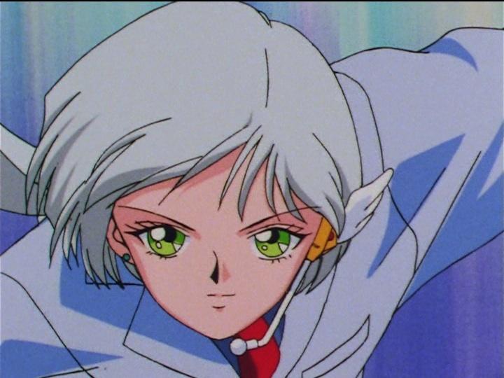Sailor Moon Sailor Stars episode 173 - Yaten Kou