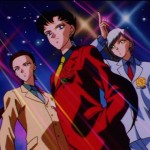 Sailor Moon Sailor Stars episode 174 - Taiki, Seiya and Yaten - The Three Lights