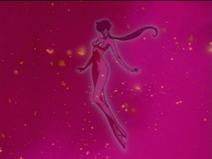 Sailor Moon Sailor Stars episode 176 - Sailor Star Fighter transforming