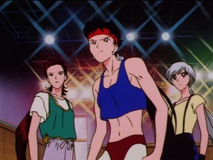 Sailor Moon Sailor Stars episode 176 - Taiki, Seiya and Yaten