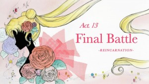 Sailor Moon Crystal Act 13 - Final Battle - Reincarnation