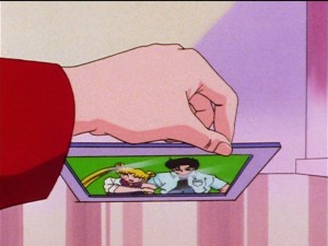 Sailor Moon Sailor Stars episode 184 - Seiya doesn't like Mamoru