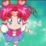 Sailor Moon Sailor Stars episode 187 - Sailor Chibi Chibi Moon