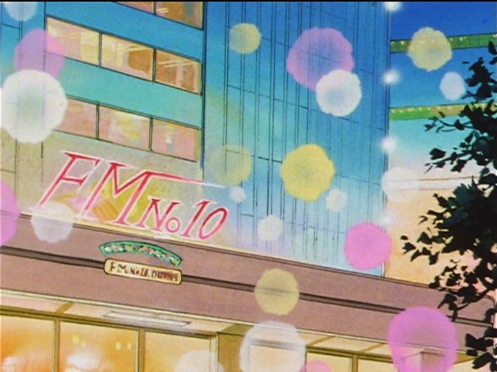Sailor Moon Sailor Stars episode 189 - FM No. 10
