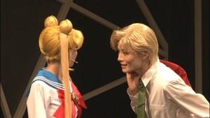 Sailor Moon Un Nouveau Voyage DVD - Usagi and Haruka