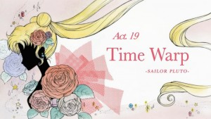 Sailor Moon Crystal Act 19, Time Warp - Sailor Pluto