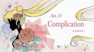 Sailor Moon Crystal Act 21 - Complication - Nemesis