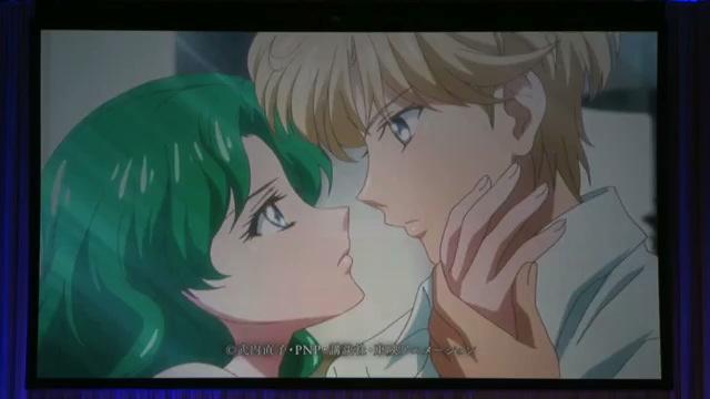 Sailor Moon Crystal Act 27 - Michiru and Haruka