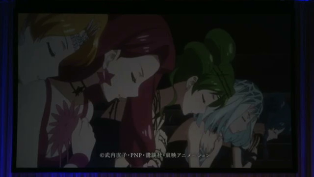 Sailor Moon Crystal Act 27 - The Witches Five minus one
