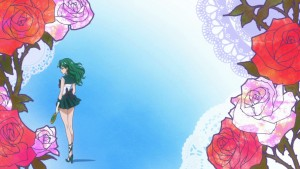 Sailor Moon Crystal Infinity Arc Ending - Sailor Neptune