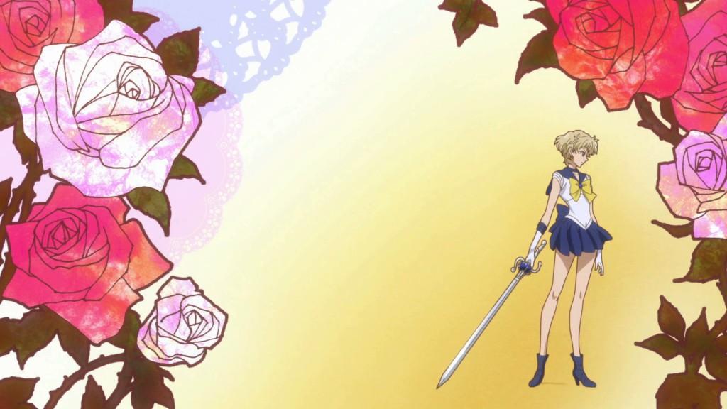 Sailor Moon Crystal Infinity Arc Ending - Sailor Neptune