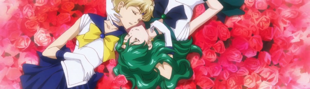 Sailor Moon Crystal Infinity Arc Ending - Sailor Uranus and Neptune