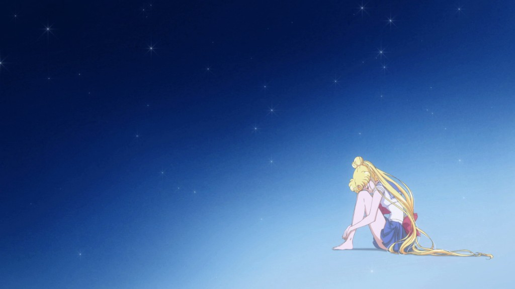 Sailor Moon Crystal Infinity Arc - Opening - Usagi with no shoes