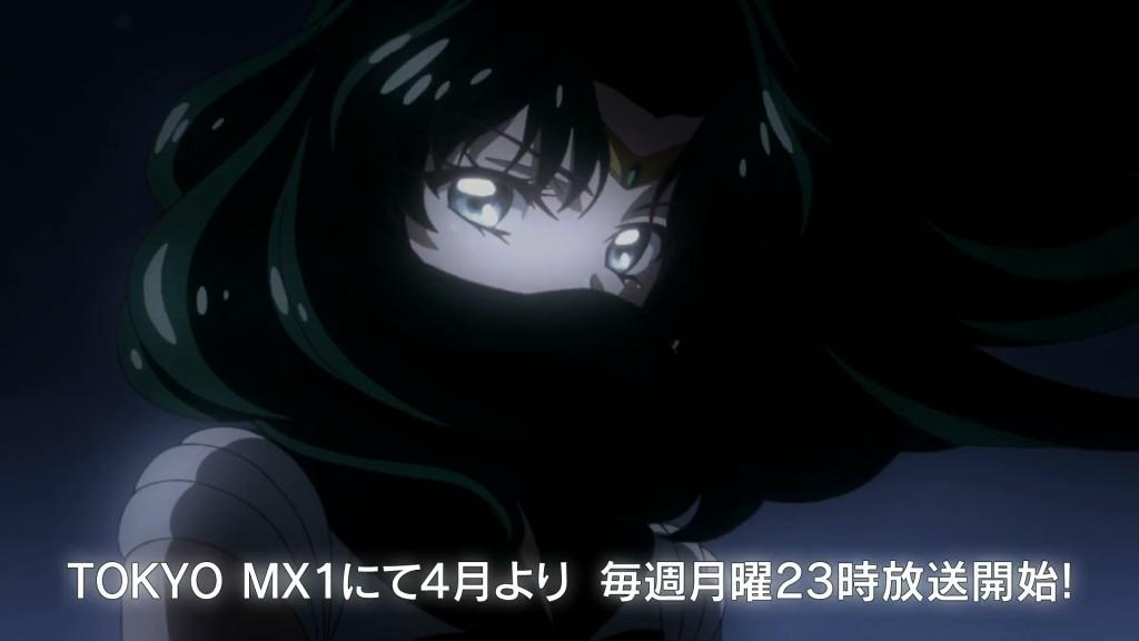 Sailor Moon Crystal Infinity Arc trailer - Sailor Neptune