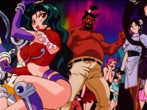 Sailor Moon Sailor Stars episode 191 - Chun-Li and more