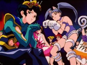 Sailor Moon Sailor Stars episode 191 - Felecia and more