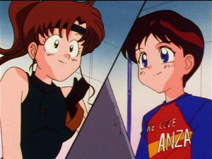 Sailor Moon Sailor Stars episode 191 - We Love Anza