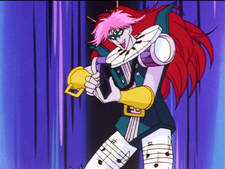 Sailor Moon Sailor Stars episode 192 - Sailor Musician