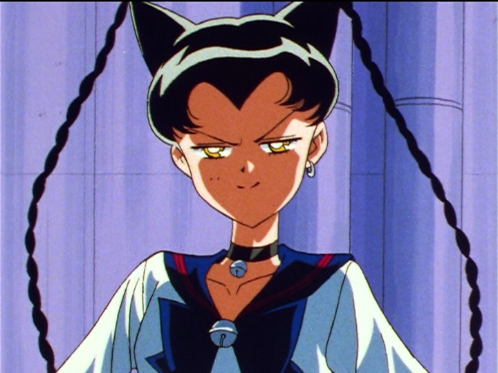Sailor Moon Sailor Stars episode 194 - Nyanko Suzu