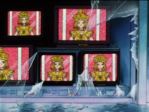 Sailor Moon Sailor Stars episode 196 - Galaxia takes over TV