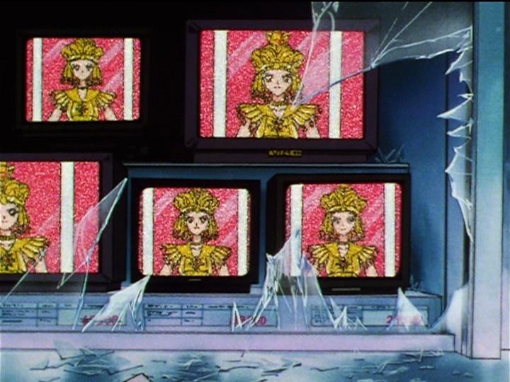 Sailor Moon Sailor Stars episode 196 - Galaxia takes over TV