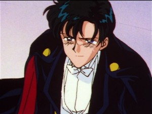 Sailor Moon Sailor Stars episode 197 - Mamoru believes in Usagi