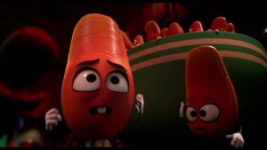 Stephanie Beard as Baby Carrot in Sausage Party