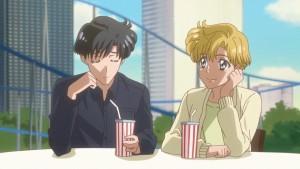 Sailor Moon Crystal Act 27 Part 2 - Asanuma crushing on Mamoru <3