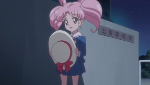 Sailor Moon Crystal Act 27 Part 2 - Chibiusa's very important hat