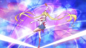 Sailor Moon Crystal Act 27 Part 2 - Moon Spiral Heart Attack